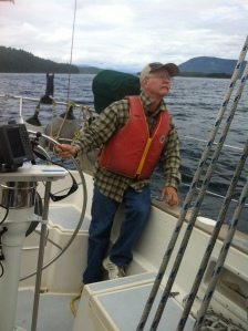 Al at the helm